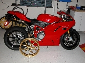 1098/1198 Marchesini Mag Wheels