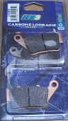 Carbone Lorraine Rear Brake Pads BMW S1000RR