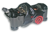 Brembo .484 Black 2 Piece Calipers 100mm